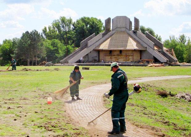 Obnova muzeja Batinske bitke kod Bezdana: Spomen kako priliči