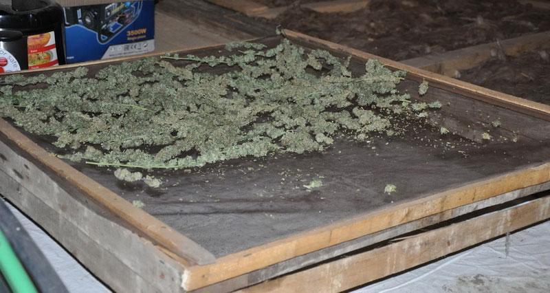 Uhapšen zbog više od 3 kilograma droge