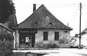 Najstarija poštanska zgrada u Ulici Ernesta Kiša