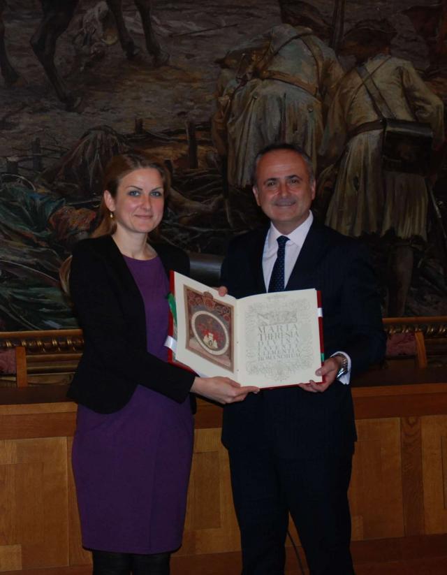 Амбасадор Републике Хрватске у Сомбору: Матерњи језик темељ осталих права