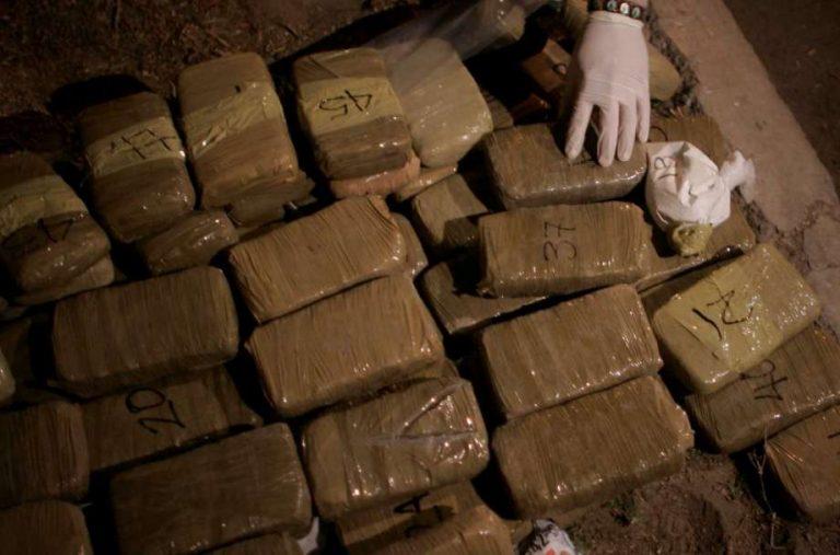 MUP za deset meseci 2017. zaplenio 3,5 tone droge